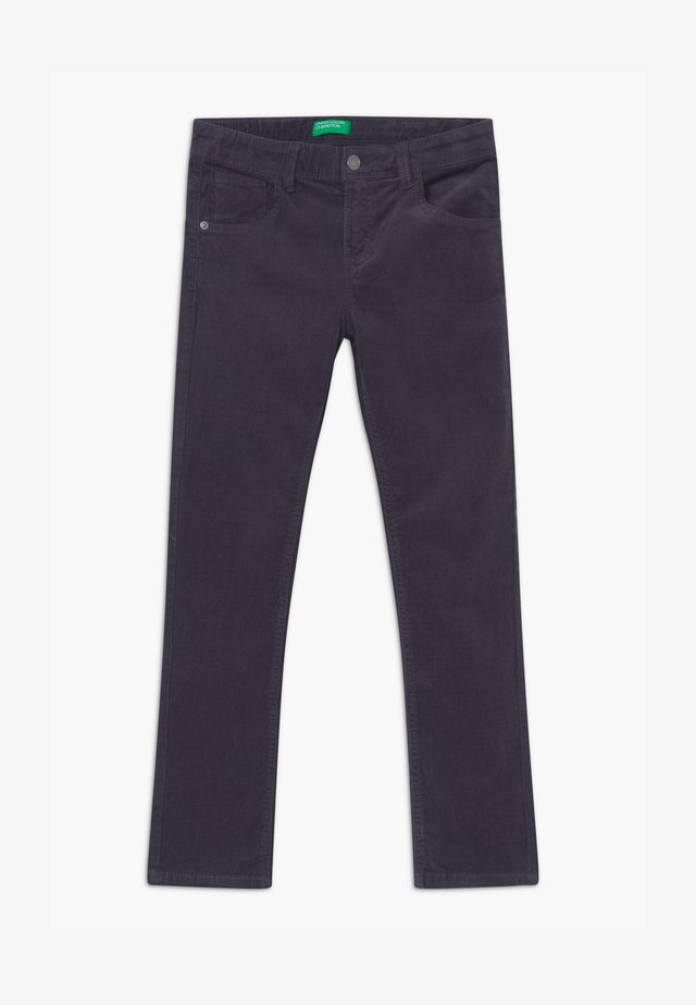 BASIC BOY - Trousers - dark grey