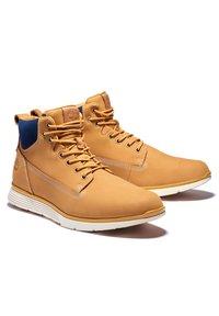 Timberland - KILLINGTON CHUKKA - Lace-up boots - wheat nubuck w cord - 2