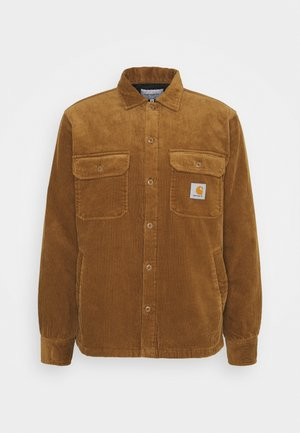 WHITSOME  - Summer jacket - hamilton brown
