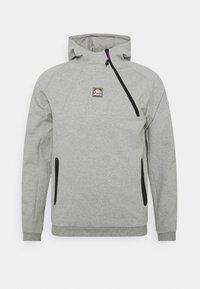 Ellesse - RALLA ZIP HOODY - Sweatshirt - grey marl - 0