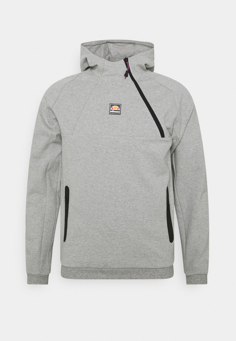 Ellesse - RALLA ZIP HOODY - Sweatshirt - grey marl