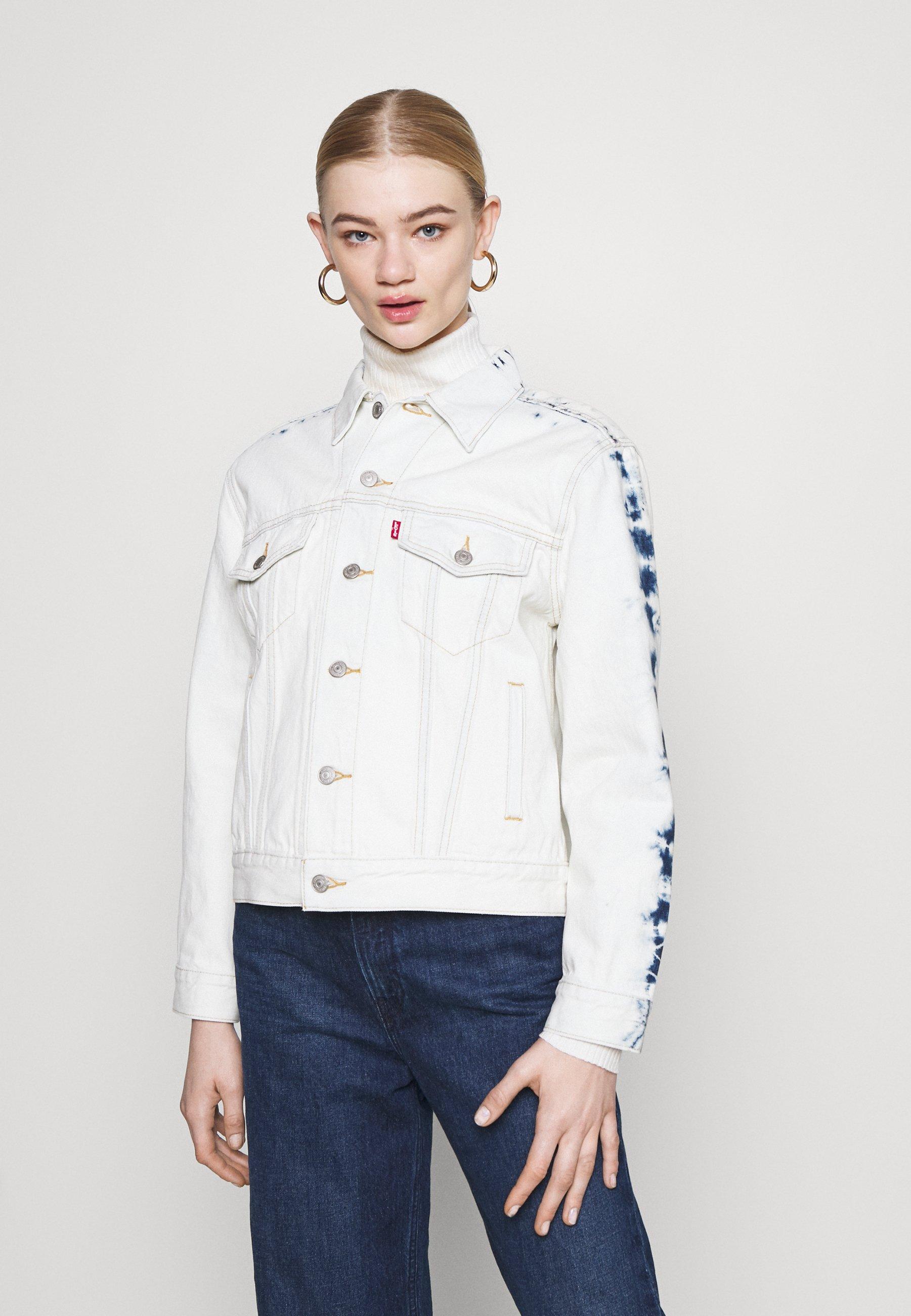 Femme EX BOYFRIEND TRUCKER - Veste en jean