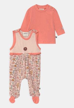 JUNGLE GIRL - Pyjamas - rosa/aprikose