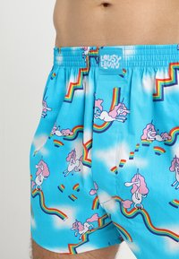 Lousy Livin Underwear - SKY GYM - Trenýrky - blue atol - 5