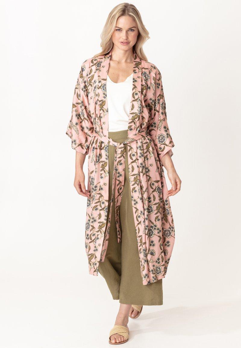 Indiska - ASTRID - Summer jacket - ltpink