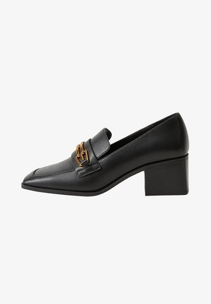 ANTIQUE - Slip-ons - black