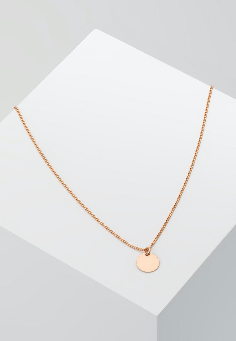 TomShot - Ketting - rosegold-coloured
