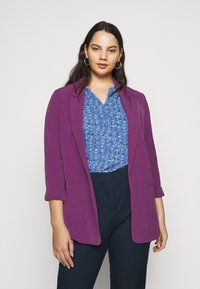CAPSULE by Simply Be - JACKETS LIGHTWEIGHTS - Blazer - purple - 0