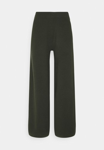PANTS - Trousers - thyme