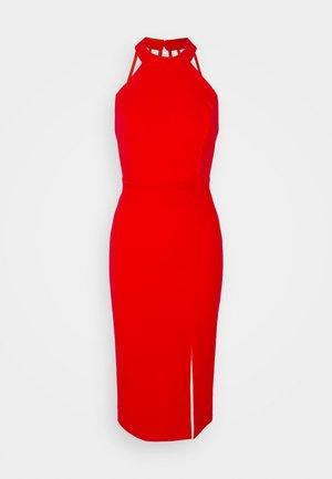 BERNADETTE DRESS - Cocktailkjole - red