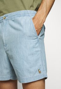 Polo Ralph Lauren - CLASSIC FIT PREPSTER  - Shorts - chambray - 7