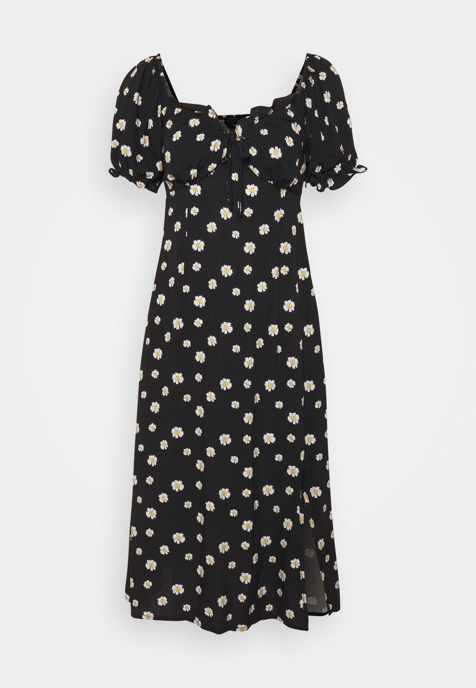 Women LORA DAISY MIDI BALCONETTE DRESS - Day dress