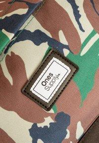 Ones Supply Co. - TRUE CAMO - Reppu - green - 5