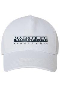 Napapijri - FRAMING - Cap - bright white 002 - 2
