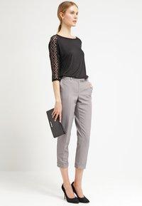 s.Oliver - Long sleeved top - black - 1