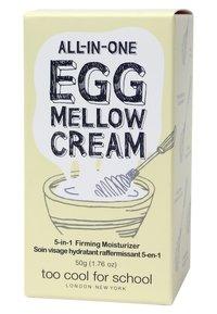 too cool for school - EGG MELLOW CREAM 50G - Face cream - - - 1
