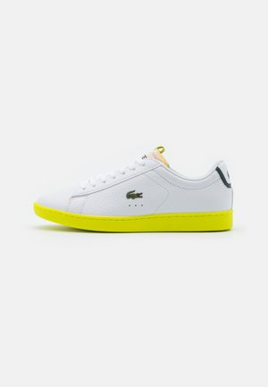 CARNABY EVO - Sneakers - white/yellow