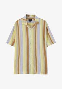 PULL&BEAR - Skjorta - yellow - 4