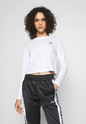 EAVEN - Long sleeved top - bright white