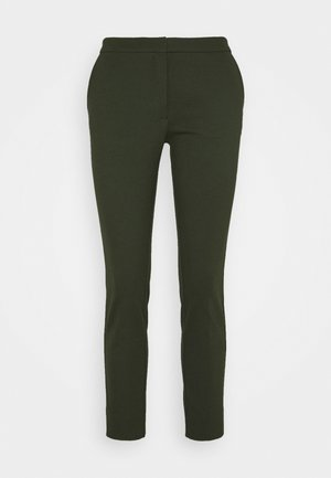 NELLY - Trousers - dark green