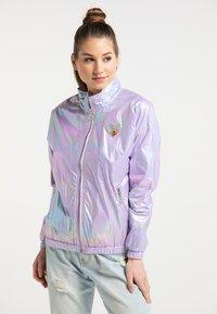 myMo - HOLOGRAPHIC  - Summer jacket - flieder holografisch - 0