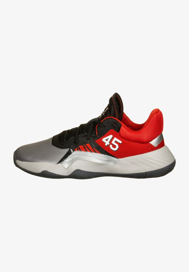 Basketbalschoenen - legend green/core black/red