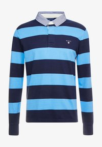 GANT - ORIGINAL HEAVY RUGGER - Polo shirt - pacific blue - 3