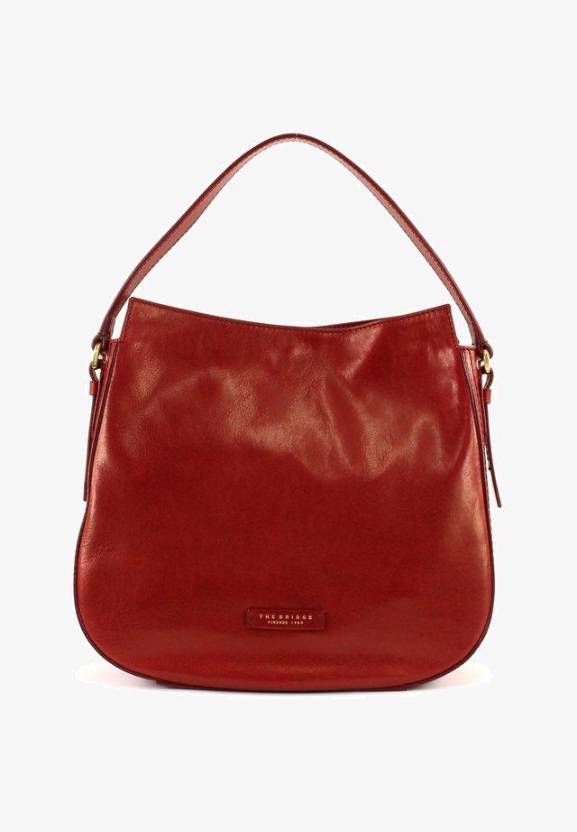FLORENTIN SAC - Handbag - rosso ribes