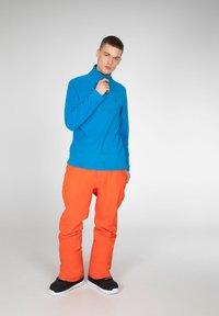 Protest - PERFECTO  - Fleece jumper - marlin blue - 1