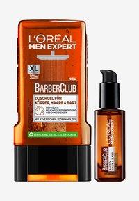 L'Oréal Men Expert - BARBER CLUB BOX - Bath and body set - - - 0