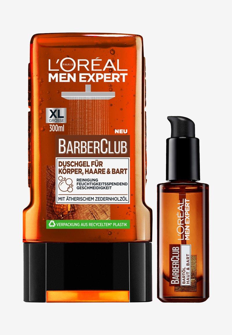L'Oréal Men Expert - BARBER CLUB BOX - Bath and body set - -