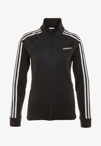 adidas Performance - 3STRIPES DESIGNED2MOVE SPORT TRACK TOP - Træningsjakker - black/white - 5