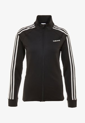 3STRIPES DESIGNED2MOVE SPORT TRACK TOP - Treningsjakke - black/white