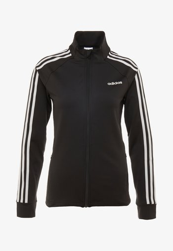 3STRIPES DESIGNED2MOVE SPORT TRACK TOP - Giacca sportiva - black/white