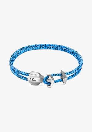 DELTA ANCHOR - Bracelet - blue