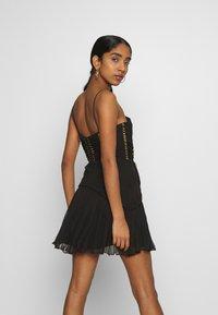 Thurley - CRUSADER DRESS - Koktejlové šaty/ šaty na párty - black - 3