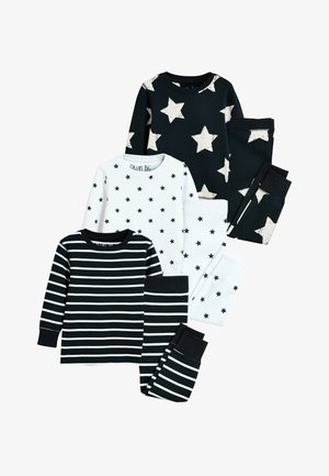 STAR STRIPE SNUGGLE FIT THREE PACK - Nattøj sæt - blue