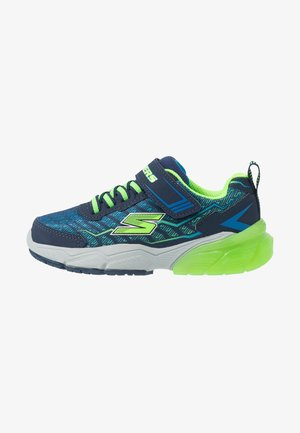 THERMOFLUX 2.0 - Sneakers laag - navy/lime/blue
