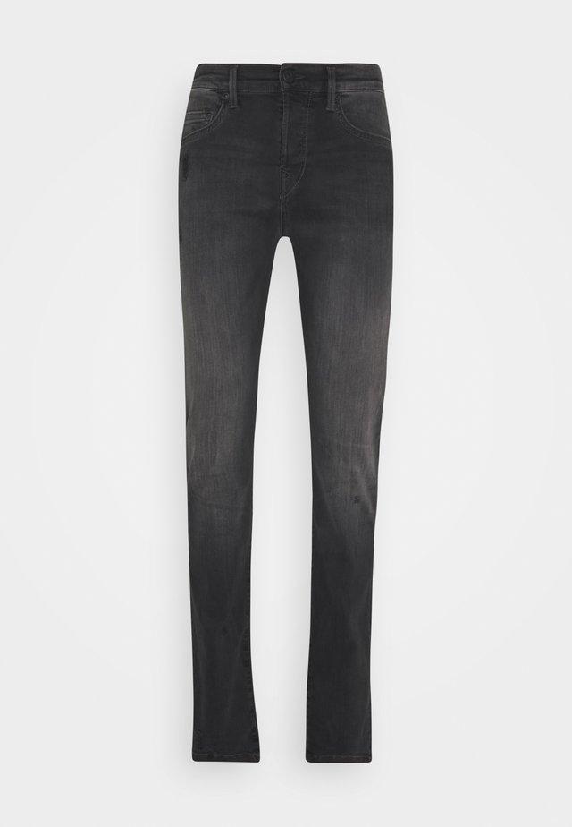 ROCCO - Jean slim - black