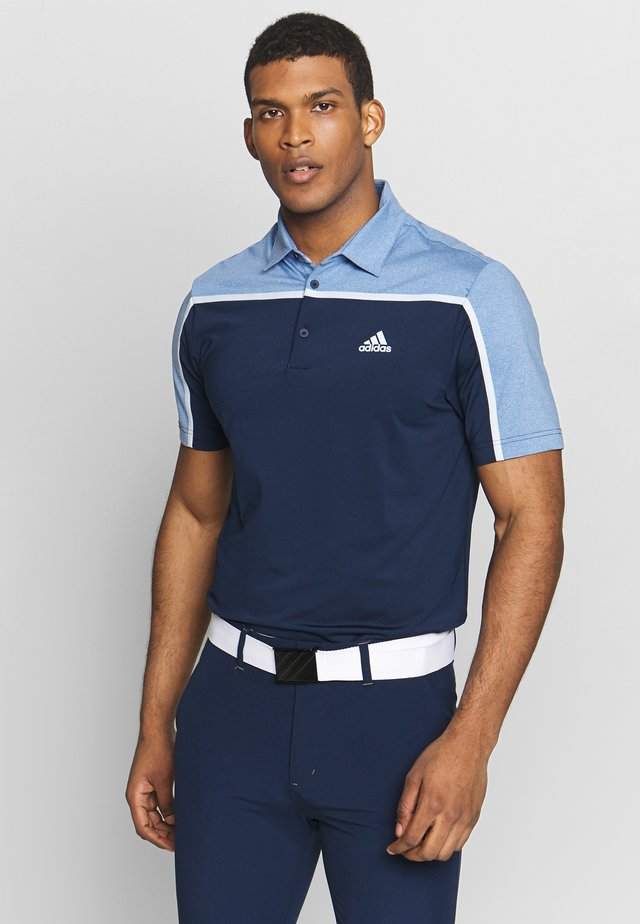 Polo - collegiate navy/trace royal