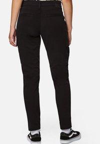 Mavi - JULIA - Trousers - black - 2