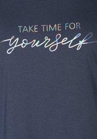 Active by Zizzi - Print T-shirt - graphite - 4
