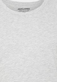 Jack & Jones - JORBASIC TANK 3PACK - Top - white/black/grey - 5