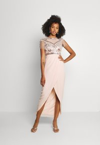 Lace & Beads - SAVANNAH - Occasion wear - nude/silver - 1