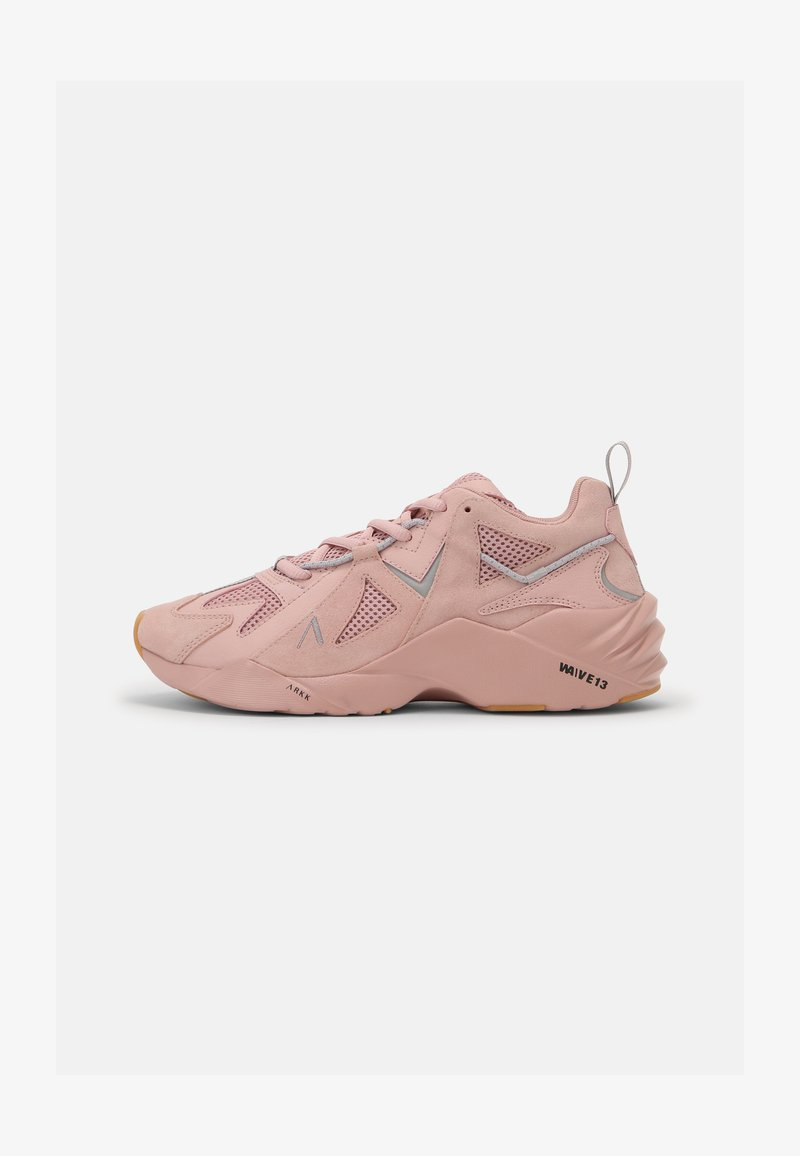 ARKK Copenhagen - TUZON UNISEX - Trainers - misty rose light gum