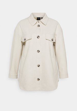 VMDAFNEALLY JACKET - Short coat - birch/melange