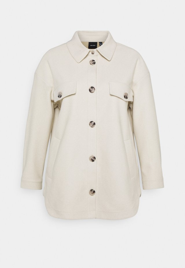 VMDAFNEALLY JACKET - Short coat - birch/melange