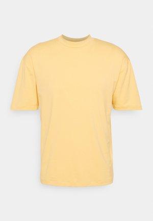 MOCK NECK RELAXED - T-shirt basique - orange