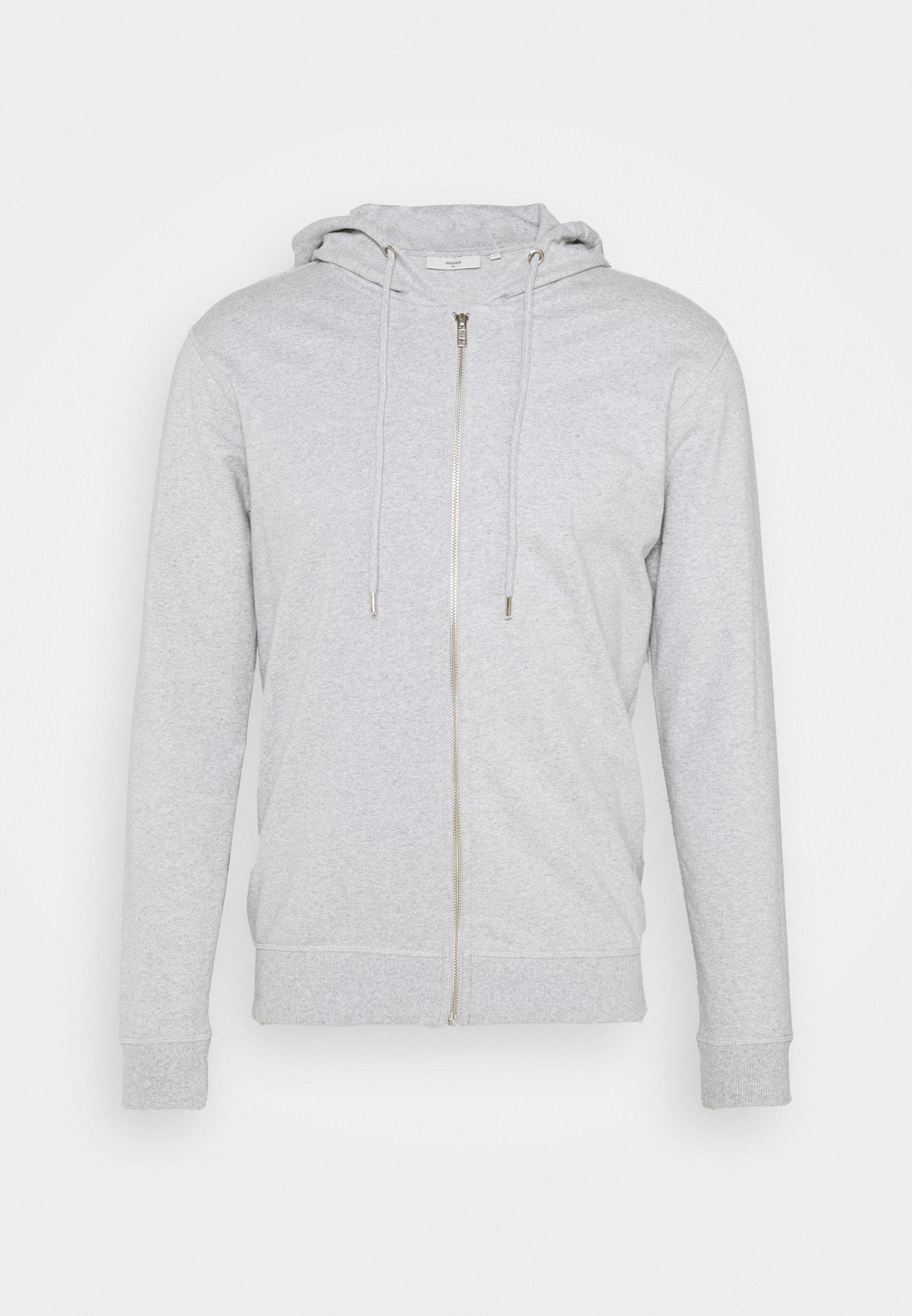 Men VILLE  - Zip-up sweatshirt