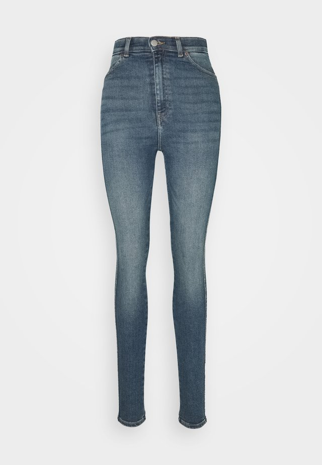 MOXY - Jeans Skinny - eastcoast blue